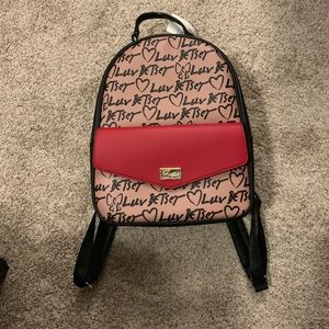 NWT BETSEY JOHNSON BACKPACK
